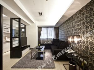 台北京站國際酒店式公寓(ITaipei Service Apartment)