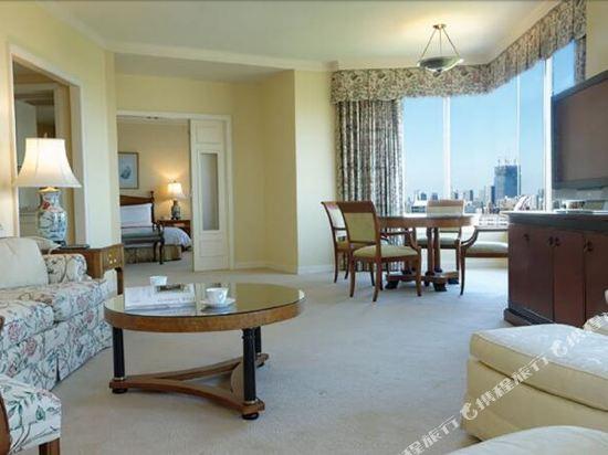 東京椿山莊大酒店(Hotel Chinzanso Tokyo)園景兩卧室大使套房