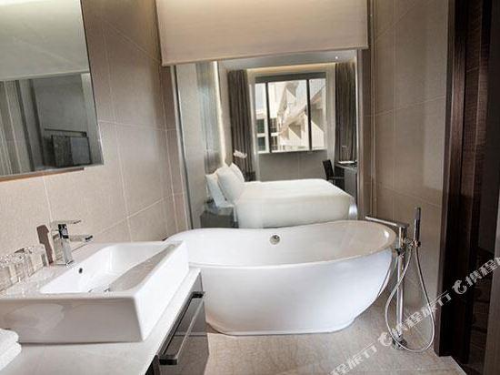 新加坡帝盛酒店(Dorsett Singapore)洋溢客房