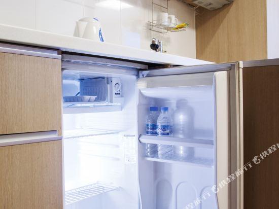 東大門西方高爺公寓酒店(Western Coop Hotel & Residence Dongdaemun)Refrigerator