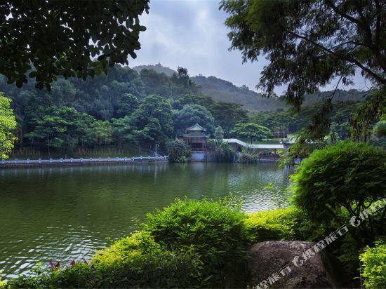 東莞萬達文華酒店(Wanda Vista Dongguan)周邊圖片