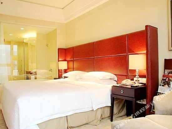 深圳百合酒店(Century Kingdom Hotel)高級雙床房