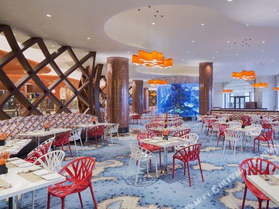 長隆橫琴灣酒店(珠海海洋王國店)(Chimelong Hengqin Bay Hotel (Zhuhai Dolphin Flagship Store))餐廳