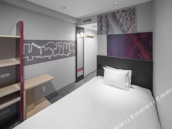 宜必思東京新宿酒店(Ibis Tokyo Shinjuku)翻新單人房