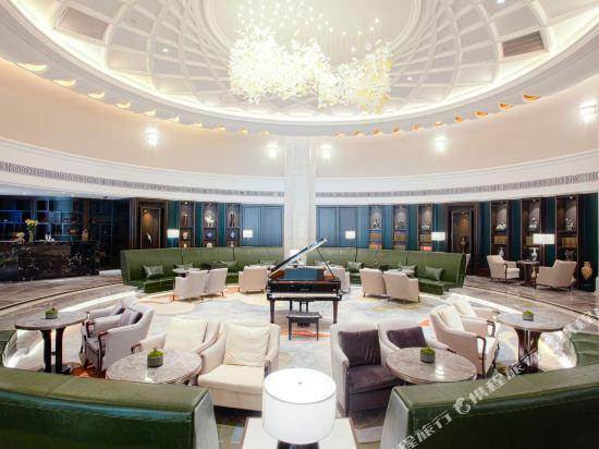 杭州中維香溢大酒店(Zhongwei Sunny Hotel)大堂吧