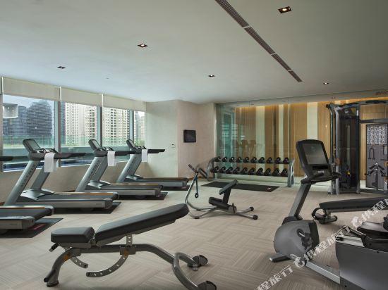 台中日月千禧酒店(Millennium Hotel Taichung)健身房