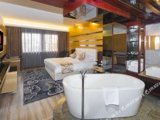 珠海嘉麗城景酒店(Jia Li City View Hotel)高級大床房