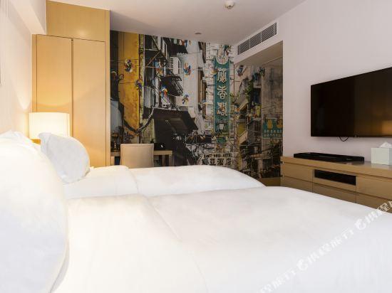 澳門卡爾酒店(Caravel Hotel)標準三床房