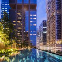 新加坡華聯奧卓豪景酒店公寓酒店預訂