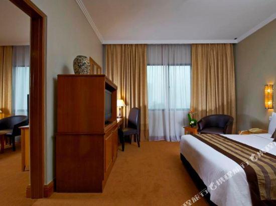 吉隆坡昂卡薩酒店(Ancasa Hotel & Spa Kuala Lumpur)簡易套房