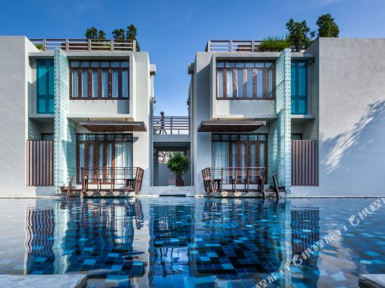 華欣阿爾弗里斯科露天海景度假酒店(Let's Sea Hua Hin Al Fresco Resort)月亮甲板複式套房