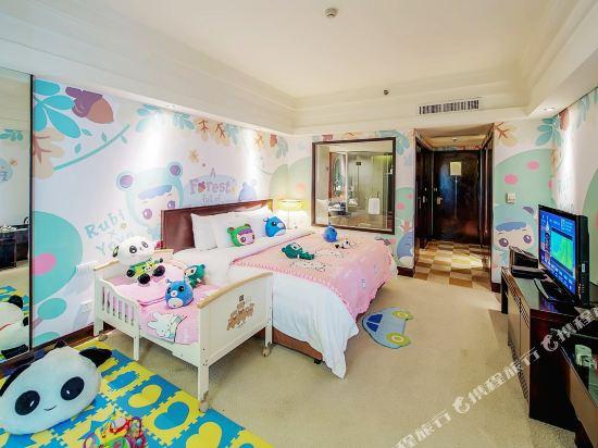 杭州開元名都大酒店(New Century Grand Hotel Hangzhou)樂比悠悠親子房