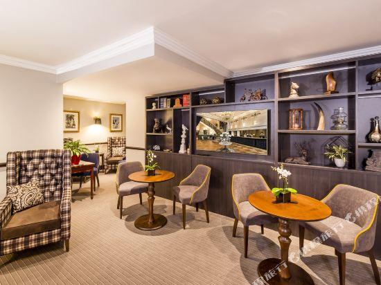 倫敦肯辛頓千禧國際百麗酒店(The Bailey's Hotel London)行政酒廊