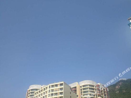 深圳斯維登度假公寓(東部華庭大梅沙)外觀