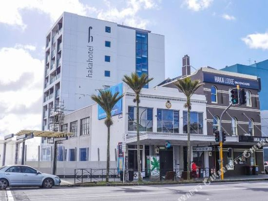 Haka Hotel Suites – Auckland City