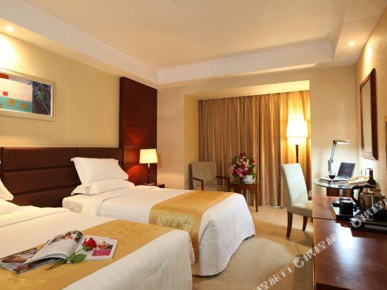 北京漁陽飯店(Yu Yang Hotel)標準雙床間