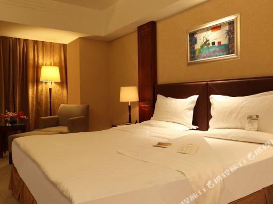 北京漁陽飯店(Yu Yang Hotel)豪華商務大床間