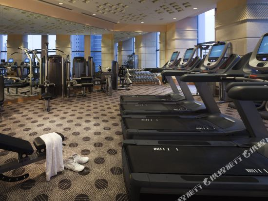 名古屋萬豪酒店(Nagoya Marriott Associa Hotel)健身房