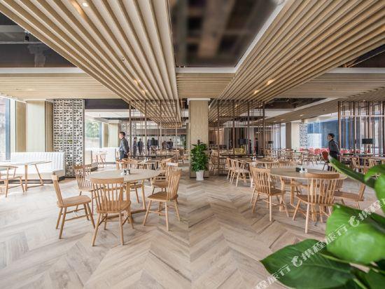 北京東直門亞朵S酒店(Atour S Hotel (Beijing Dongzhimen))餐廳