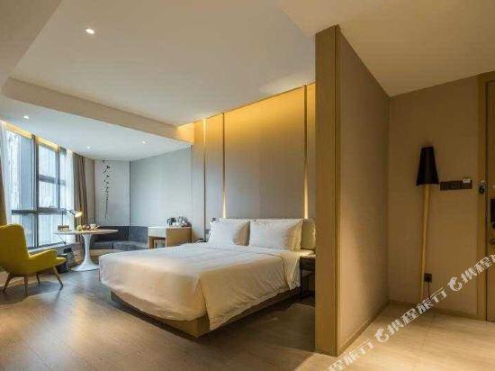 杭州濱江亞朵S網易嚴選酒店(Atour Hotel (Hangzhou Riverside))網易嚴選大床房