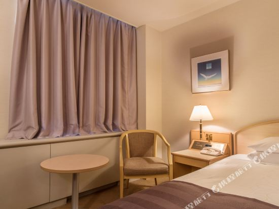 札幌公園飯店(Sapporo Park Hotel)單人房