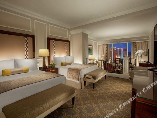 澳門威尼斯人-度假村-酒店(The Venetian Macao Resort Hotel)豪華路凼景觀貝麗套房