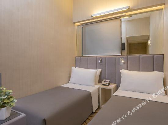 香港遠東絲麗酒店(Silka Far East Hotel)標準房(無窗)