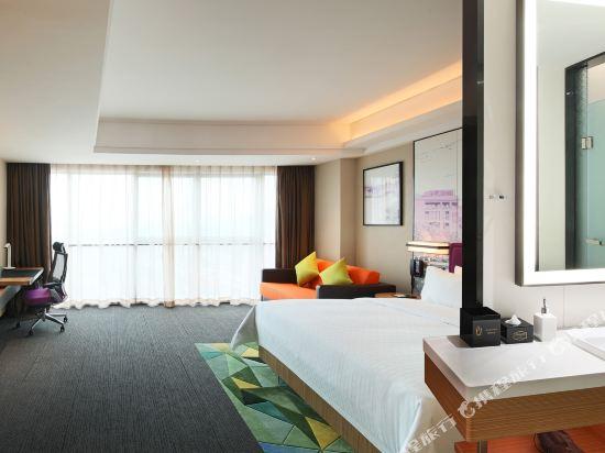 中山南朗希爾頓歡朋酒店(Hampton by Hilton Zhongshan Nanlang)豪華大床房