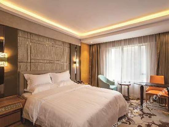 北京賽特飯店(SciTech Hotel)豪華大床房