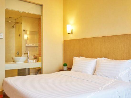 香港悅品海景酒店(原觀塘麗東酒店)(Hotel COZI Harbour View)悅品海景客房