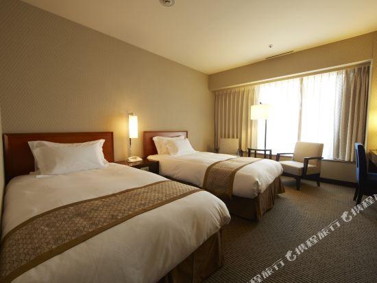 名古屋觀光酒店(Kanko Hotel Nagoya)舒適雙床房