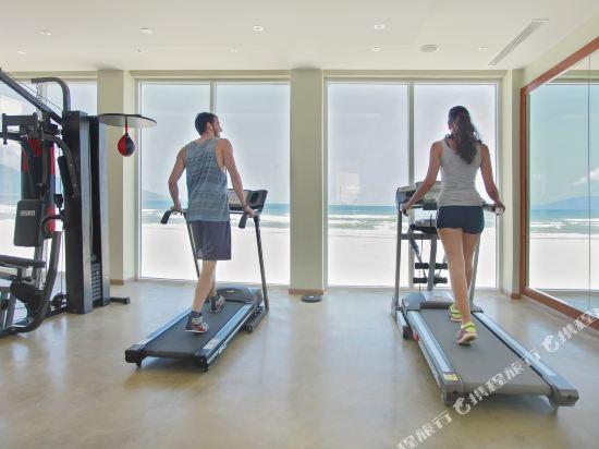 奧拉尼度假公寓酒店(Olalani Resort & Condotel)健身房