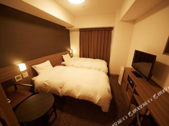 名古屋榮多米豪華酒店(Dormy Inn Premium Nagoya Sakae)經濟雙床房