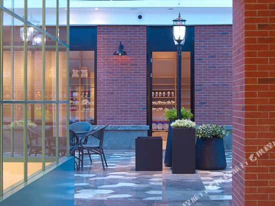 上海智微世紀麗呈酒店(REZEN HOTEL SHANGHAI ZHIWEI CENTURY)公共區域