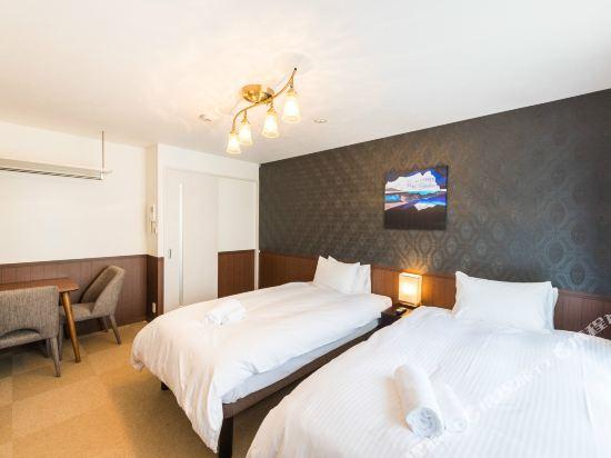 花築·京都青楓(Floral Green Maple House)標準雙床房