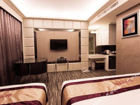 高雄首福大飯店(Harmonious Hotel)首福三人套房