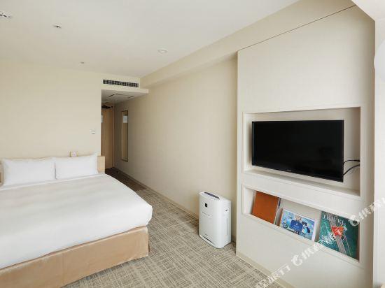 札幌京王廣場飯店(Keio Plaza Hotel Sapporo)翻新標準大床房
