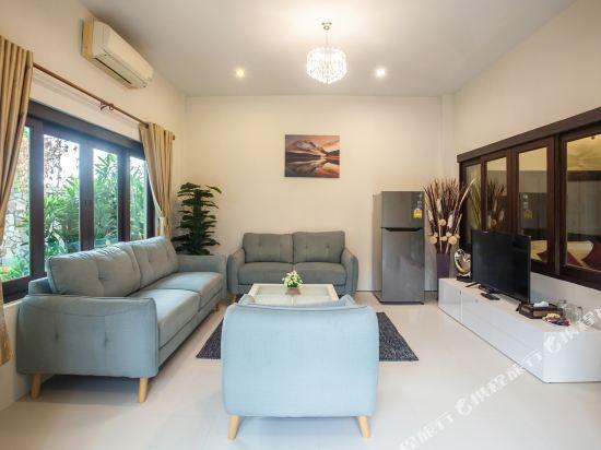阿查維拉度假別墅(Achawalai Residence Village)高級兩卧兩衞花園景別墅