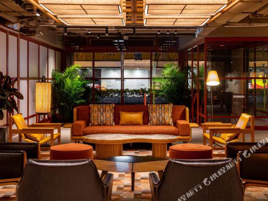 香港逸東酒店(Eaton HK)公共區域