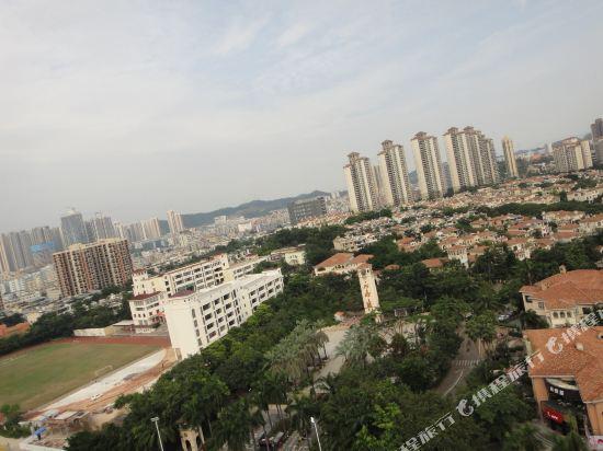 深圳阪田希爾頓歡朋酒店(Hampton by Hilton Shenzhen Bantian)眺望遠景