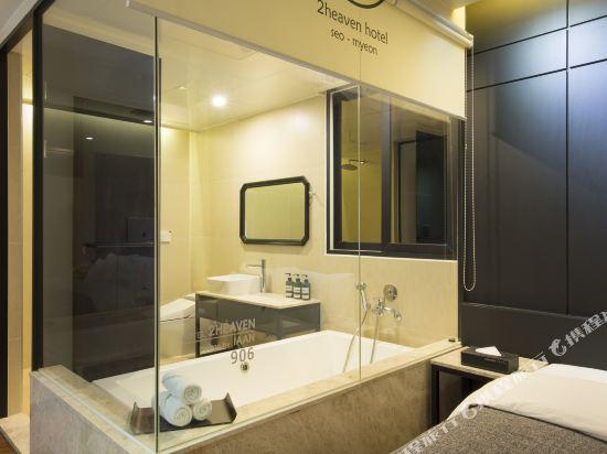 西面館天堂2號酒店(2 Heaven Hotel Seomyeon)標準大床房