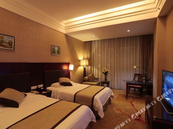 深圳財富酒店(Fortune Hotel)高級雙床房