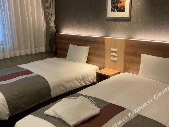 大阪心齋橋格蘭多酒店(Shinsaibashi Grand Hotel Osaka)雙床房
