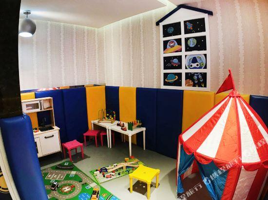 台中星動銀河旅站(Moving Star Hotel)兒童樂園/兒童俱樂部