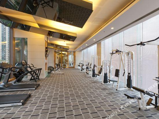 香港青逸酒店(Rambler Oasis Hotel)健身房