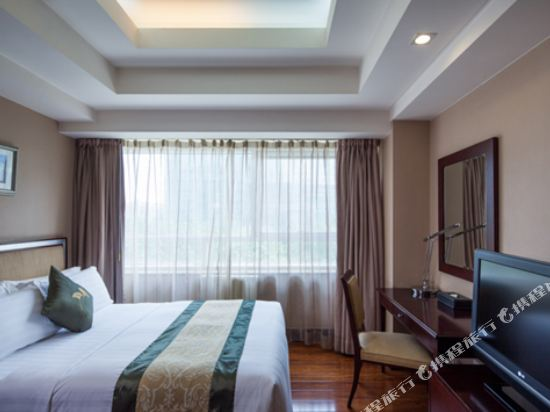 北京金融街酒店式公寓(The Apartments on Financial Street)豪華複式三室一廳套房