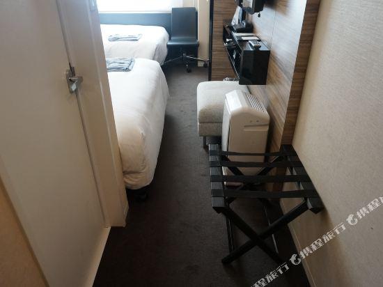 札幌三井花園酒店(Mitsui Garden Hotel Sapporo)一室雙床房