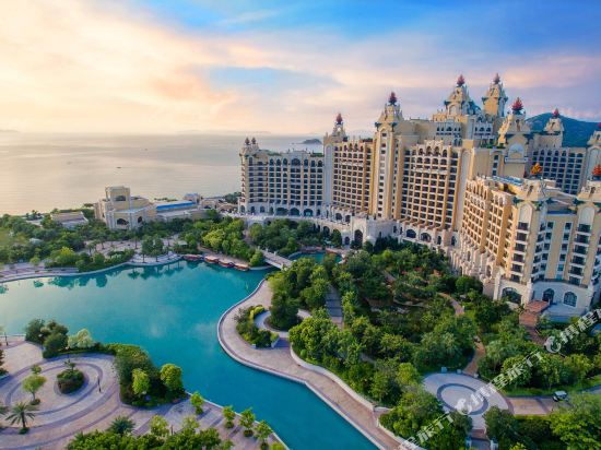長隆橫琴灣酒店(珠海海洋王國店)(Chimelong Hengqin Bay Hotel (Zhuhai Dolphin Flagship Store))外觀