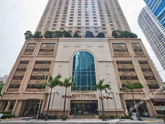 吉隆坡1207希爾卡五月塔創意OYO公寓