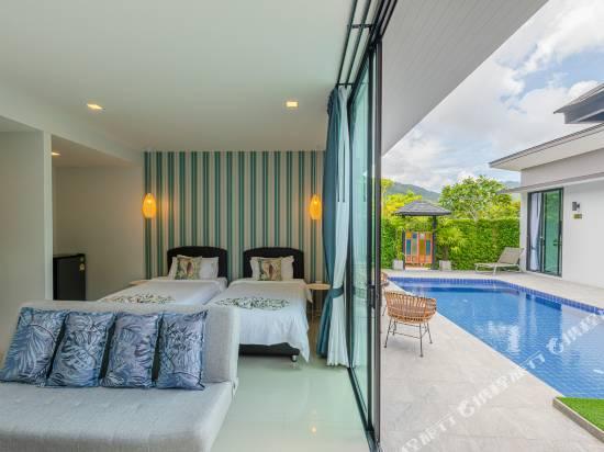 普吉島萊斯棕櫚塔拉泳池別墅